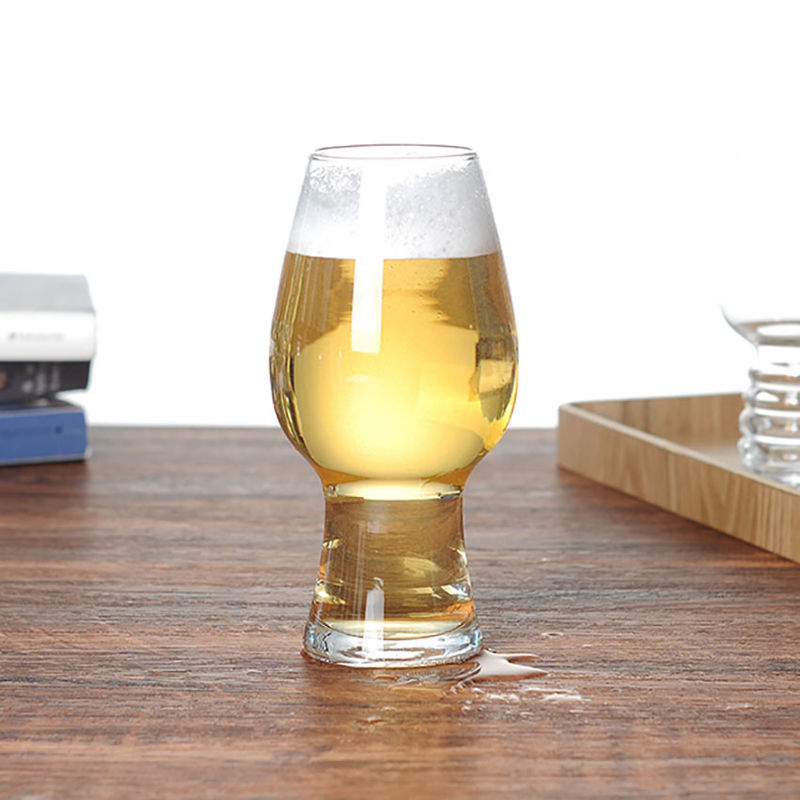Completely Dishwasher Safe IPA Drinking Glass For India Pale Ale Beer